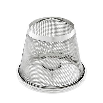 Silver Candle Holder Shade | Eichholtz Colindale