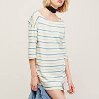 Free People Everyday Striped Tunic