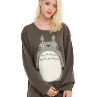 Studio Ghibli My Neighbor Totoro Girls Sweater