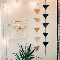 Prismatic Wall Hanging Decor