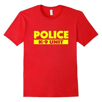 K-9 Police Officer T-Shirt LEO | K-9 Law Enforcement Tee