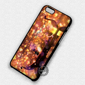 Rapunzel And Flynn Tangled - iPhone 7 6 5 SE Cases & Covers
