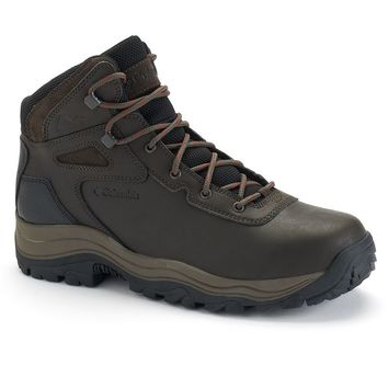 Columbia Sportswear Canyonville Men's Waterproof Hiking Boots (Brown)