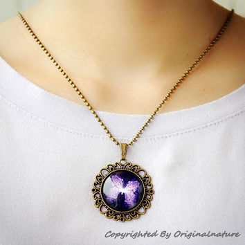 Charm Pendant Necklace (HM0005)