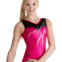 Candy Apple Sparkle Workout Leo from GK Elite
