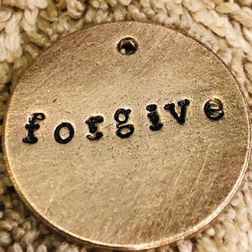 A Teeny Tiny Reminder: Forgive