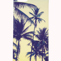 Tropical Palm Phone Case