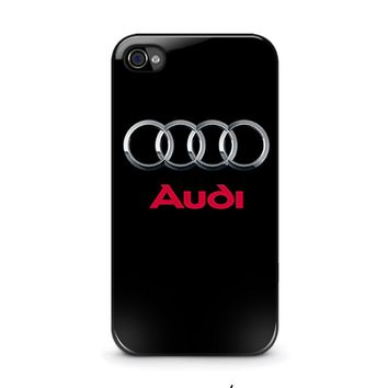 AUDI iPhone 4 / 4S Case Cover