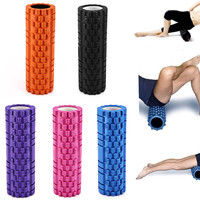 5 Colors Yoga Fitness Equipment Eva Foam Roller Blocks Pilates Fitness Crossfit Gym