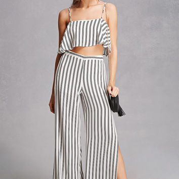 Striped Pant & Cami Set