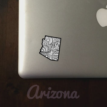 Arizona State Sticker