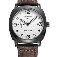 The Porter Leather Watch