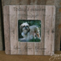 Pet frames dog frames rescue pets rescue dogs pet memorials rescue animals personalized frames personalized gift ideas pet adoption