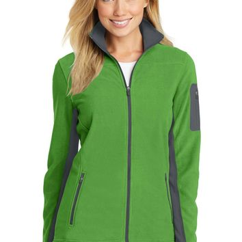 Port Authority Ladies Summit Fleece  Full-Zip Jacket. L233