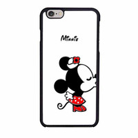 mickey and minnie love couple and logo left iphone 6 6s 4 4s 5 5s 6 plus cases