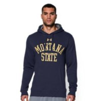 Under Armour Men's Montana State UA Rival Fleece Hoodie
