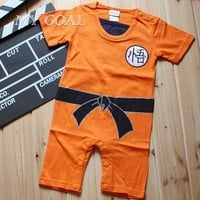 Dragon Ball Baby Halloween Costume