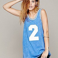 We The Free   Sideline Tank at Free People Clothing Boutique