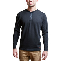 MS024 THERMAL HENLEY