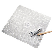 Pebblz Anti-Slip Bath Mat, Clear