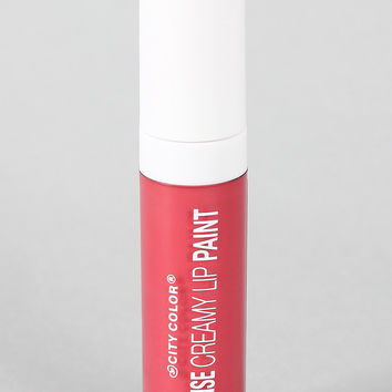 City Color Hi-Intense Creamy Lip Paint