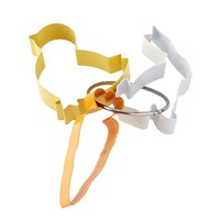 Williams-Sonoma Easter Cookie Cutter Set on Ring