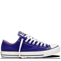 Converse - Chuck Taylor All Star - Low - Deep Ultramarine