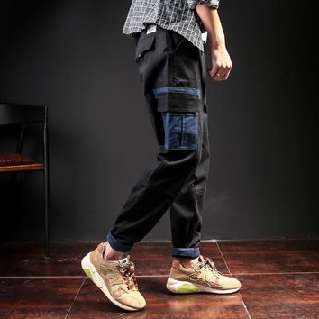 Men Casual Summer Korean Fashion Training Pants [41312157715]