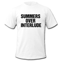 Summers over Interlude T-Shirt