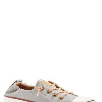 DCCK1IN converse chuck taylor all star peached shoreline low top slip on sneaker women