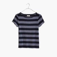 Musical Tee in Rugby Stripe : | Madewell