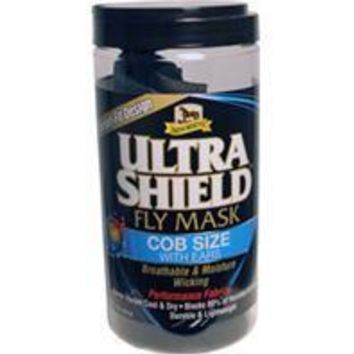 W F Younginc-insecticide-Ultrashield Fly Mask Cob With Ears