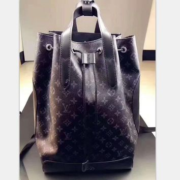 LV Man Women Casual Shoulder SchoolBag Satchel Handbag Backpack bag H-A-GHSY-1