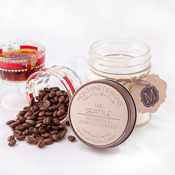 The Seattle - Bourbon & Roasted Coffee