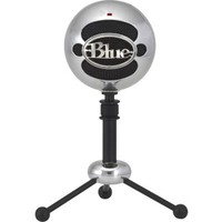 Blue Microphones - Snowball USB Microphone - Aluminum
