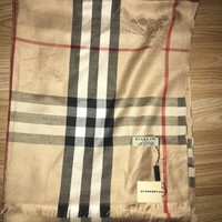 Authentic Burberry scarf 100% cashmere