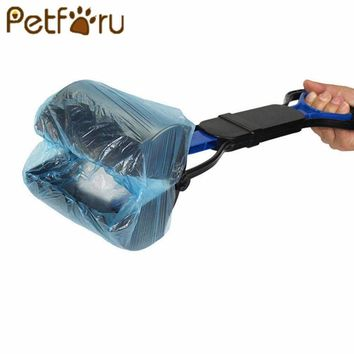 Petforu 5 Rolls Outdoor Pet Dog Waste Poop Bag Protable Puppy Dog Shit Pick Up Cleaning Bags