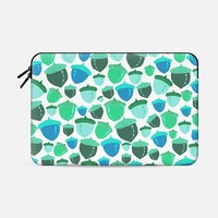 "Acorns Forest Macbook Pro 15"" sleeve by Lisa Argyropoulos 