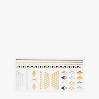 Need Supply Co. Metallic Tattoo Set
