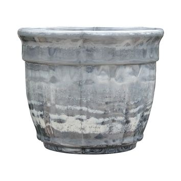 Fiber Clay Pot Planter