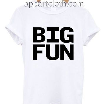 Big Fun Heathers Funny Shirts, Funny America Shirts