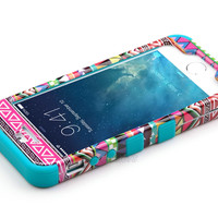 PC Shockproof Dirt Dust Proof Hard Matte Cover Case For iPhone 5 5S+Screen Film