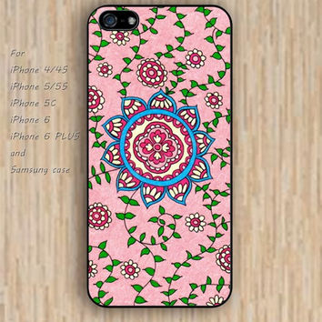 iPhone 6 case dream colorful flowers life tree iphone case,ipod case,samsung galaxy case available plastic rubber case waterproof B165