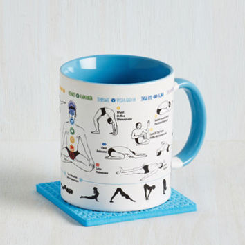 Nifty Nerd Namas-Tea Mug by ModCloth
