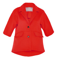 Double Faced Twill Jacket