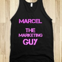 MARCEL THE MARKETING GUY