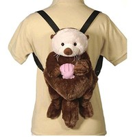 "Sea Otter Travel Buddies 16"" by Fiesta"