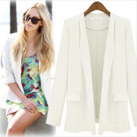 Slim Fit Women's Blazer