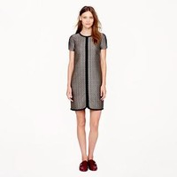 Collection diamond dot dress - dresses - Women - J.Crew