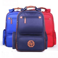 PEAPHY3 Fashion Grade1-6 Orthopedic Children Primary School Bags Kids Backpack For Teenagers Boys Girls Mochila Schoolbags Satchel